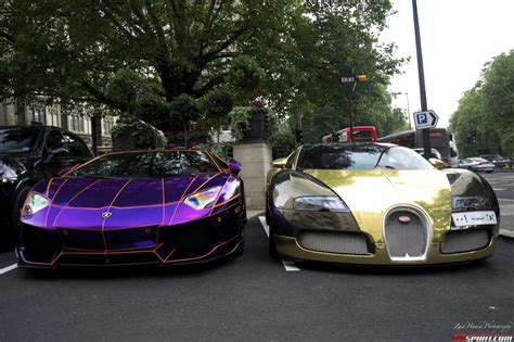 Which Arab Country Brings The Best Supercars To London