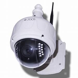 Camera Dome Exterieur Wifi : camera surveillance wifi exterieur cam ra surveillance ip ~ Edinachiropracticcenter.com Idées de Décoration