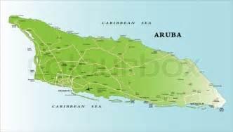 Aruba Maps Caribbean Islands