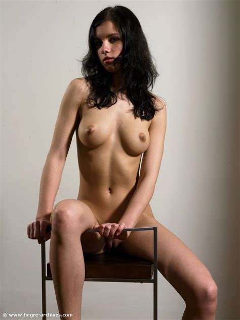 Mona nude in 16 photos from Hegre-Art