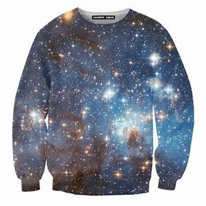 Nebula Sweater - Pics about space