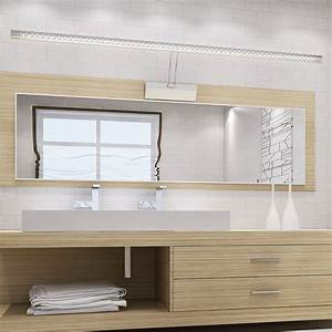 Spiegelleuchte 100 Cm : der led spiegelleuchte spiegellampe wandleuchte wei 15 w online shop ~ Whattoseeinmadrid.com Haus und Dekorationen