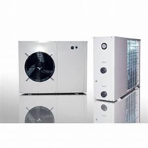 Chauffage Pompe A Chaleur : pompe chaleur 80m3 r versible r410 12 kw achat vente ~ Premium-room.com Idées de Décoration