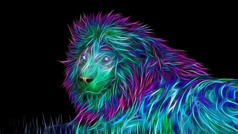 3D Lion HD Wallpaper 22743 - Baltana