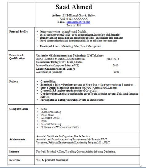 resume format for bsc nursing student sle resume for fresh nursing graduates in the philippines