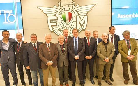 fmi si鑒e pu24 it il presidente della federazione motociclistica copioli racconta i suoi primi 100 giorni