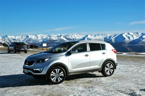 2011 Kia Sportage Review