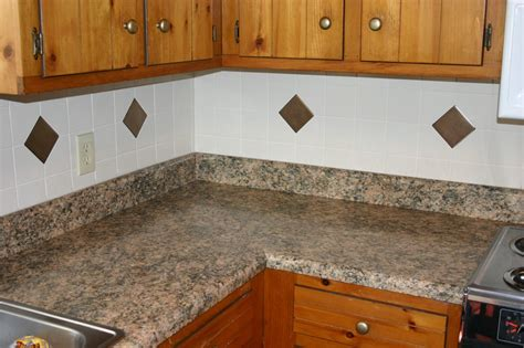 Kitchen Countertop Backsplash by Classique Floors Tile Types Of Countertops