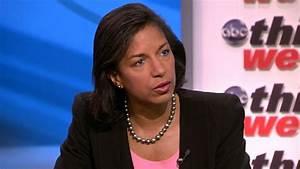 Susan Rice: U.S. Not 'Impotent' in Muslim World Video ...