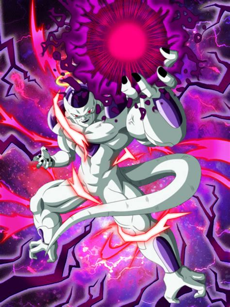 pented hatred frieza full power angel db