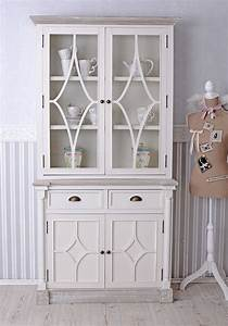 Shabby Chic Vitrine : funkcjonalny kredens w stylu rustykalnym ~ Eleganceandgraceweddings.com Haus und Dekorationen