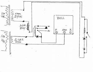 Second to wire doorbell wiring diagram second free for Bell siphon diagram free download wiring diagrams pictures wiring