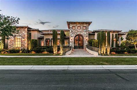 .275 Million Tuscan Style Home In Las Vegas, Nv
