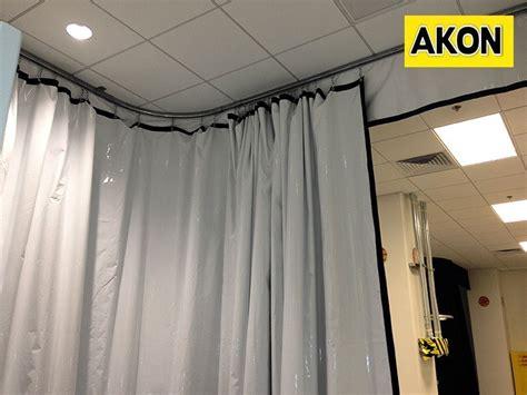 industrial blackout curtains akon curtain  dividers