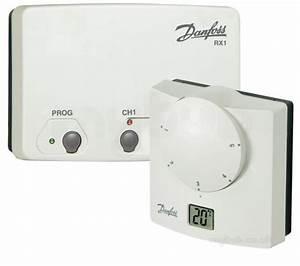 Danfoss Ret Stat Plus Rx1 087n727600   Danfoss