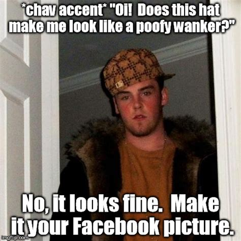 Scumbag Steve Hat Meme Generator - scumbag steve was taking the photograph of his roommate wearing the hat imgflip