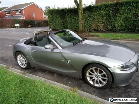 Bmw Z4 For Sale by 2007 Sports Convertible Z4 For Sale In United Kingdom