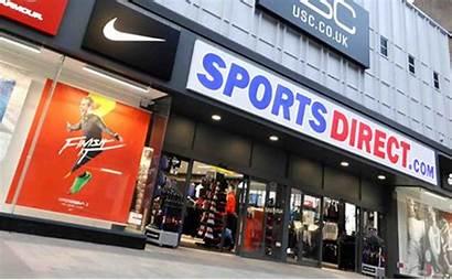 Sports Direct Drop Profit Business Management Percent