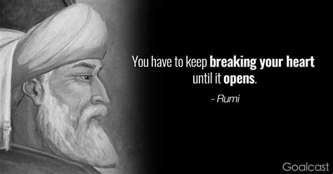 great rumi quotes  give    positive outlook