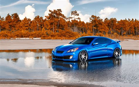 Hyundai Genesis Coupe wallpapers and images - wallpapers ...