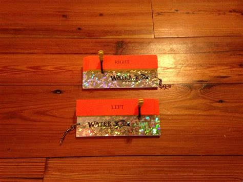 Water Bugz Planer Boards for sale