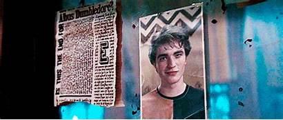 Cedric Diggory Potter Harry Robert Pattinson End