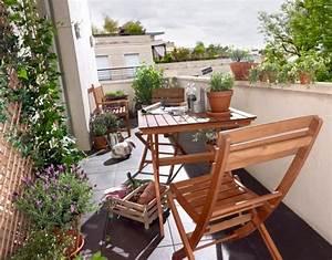 Table Pour Petit Balcon : id es et astuces pour am nager et embellir les petits balcons ~ Melissatoandfro.com Idées de Décoration