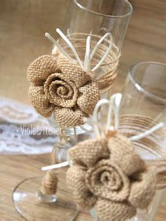 15 Ideas para hacer bellísimas flores con tela de