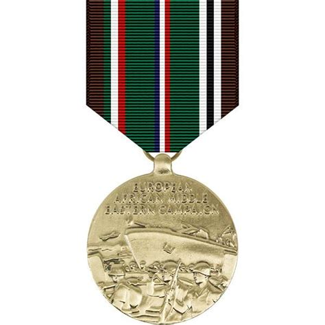 european middle eastern caign medal usamm