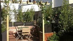 Comment Disposer Des Pots Sur Une Terrasse : am nager sa terrasse nos conseils c t maison ~ Melissatoandfro.com Idées de Décoration