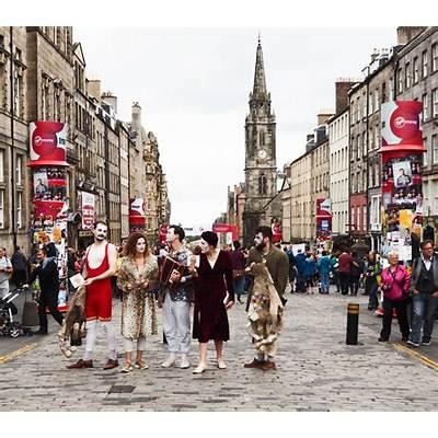 Edinburgh Fringe Festival 2016 - KTMY