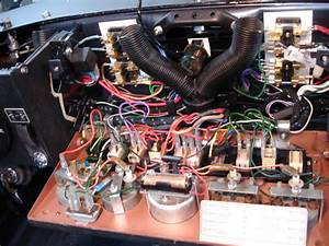 Jaguar E Type Wiring Harnes Routing