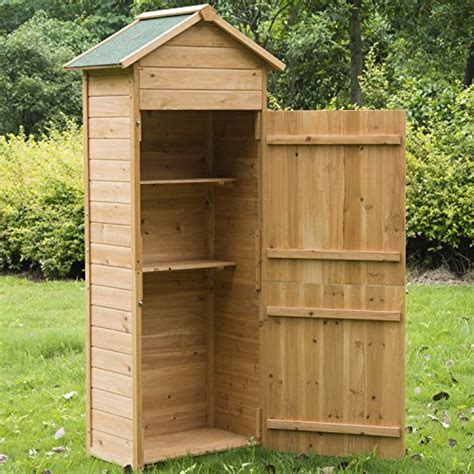 de rangement exterieur pas cher meubles jardin bois jardin et patio