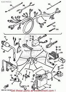 Yamaha Yfm225s 1986 Electrical