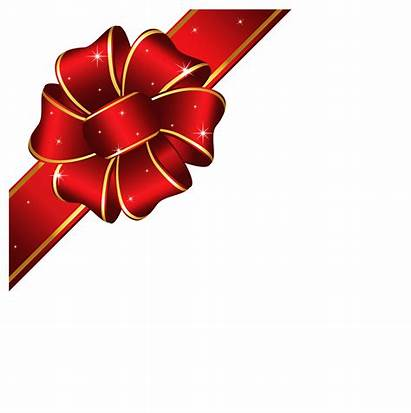 Ribbon Clipart Gift Christmas Clip Clipground Cliparts
