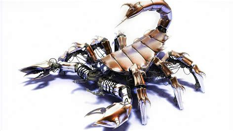 Amazing 3d Animated Wallpapers Hd - amazing 3d scorpion robot hd wallpapers
