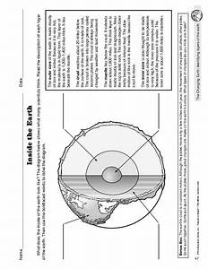 Earth S Interior Worksheet Pdf