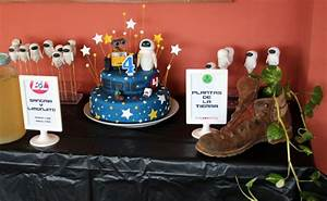 Wall-E Birthday Party - Oh, The Things We'll Make!