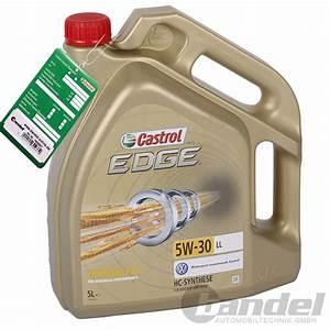 Audi Diesel Zurückgeben : 8 78 l 5 l liter castrol edge fst 5w 30 motor l vw ~ Jslefanu.com Haus und Dekorationen