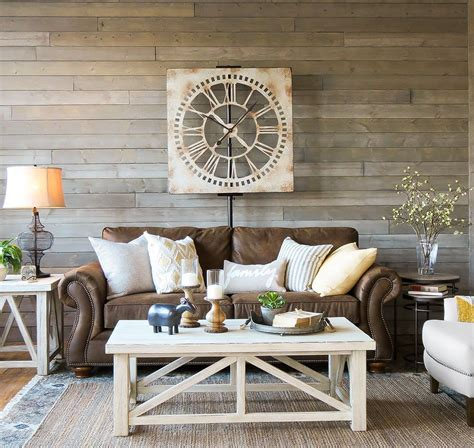 light living room furniture a farmhouse living room that will make you want a brown