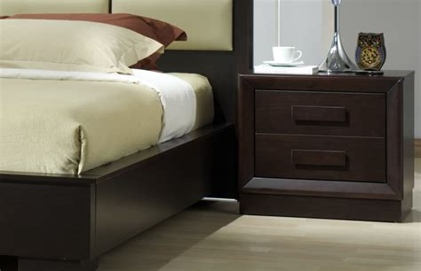 Unique Leather Platform And Headboard Bed Fort Wayne