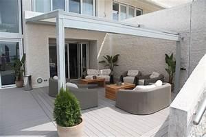 Textiles terrassendach der flexible alleskonner aus stoff for Textile terrassenüberdachung