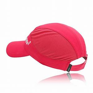 Inov8 Race Elite Peak Mens Red Running Sports Baseball Cap ...