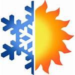 Icon Cooling Breezair Heating Cooler Evaporative Temperature