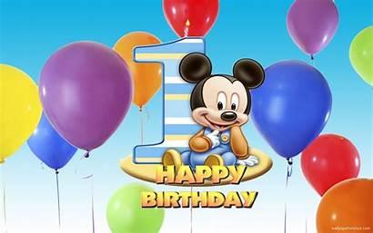 Birthday 1st Happy Disney Holidays Screen Birthdays