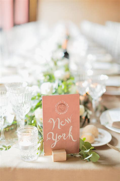 42 Brilliant Wedding Table Name Ideas OneFabDay com
