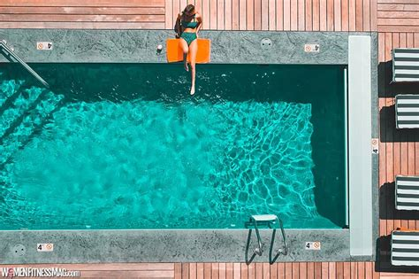 5 Ways To Get Rid Of Cloudy Pool Water Women Fitness