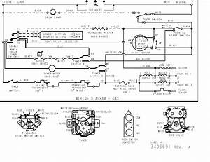 32 Gas Dryer Diagram