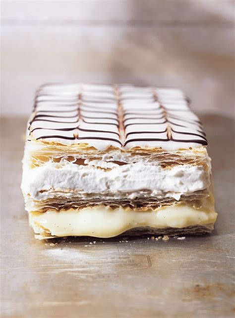 1000 ideas about mille feuille on mille pastries and le mille feuille