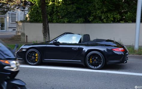 Most fun you can have driving a car. Porsche 997 Carrera 4S Cabriolet MkII - 24 February 2017 - Autogespot
